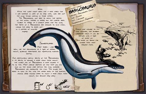 motorboat item id ark basilosaurus featured fanart ark official community