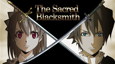 sacred blacksmith dmon s anime world the sacred blacksmith 11 12 1080p