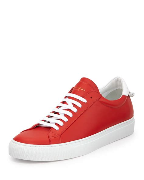 givenchy sneakers mens givenchy low top sneaker in for lyst