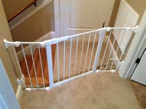 child gate for stairs with banister child gate for stairs best 25 baby gates stairs ideas on