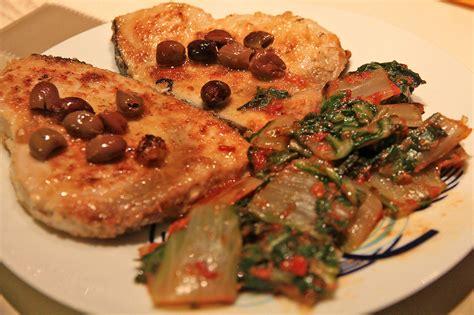 cucinare bietole in padella elisa emilianielisa emiliani pesce spada in padella e