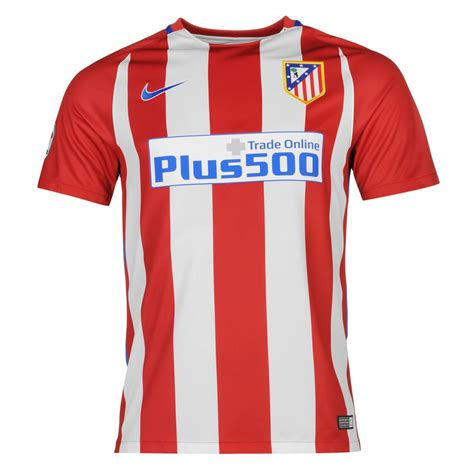 Jersey Play Atlico Madrid 2016 nike atletico madrid home jersey 2016 2017 mens white football soccer shirt ebay