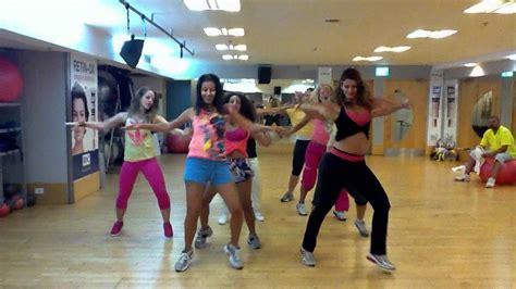 salo share part 4 youtube zumba with shlomit salo gloria estefan quot wepa quot youtube
