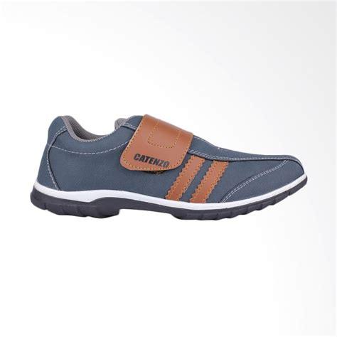 Catenzo Sepatu Slip On jual catenzo slip on shoes kasual sepatu pria ctz sd 038