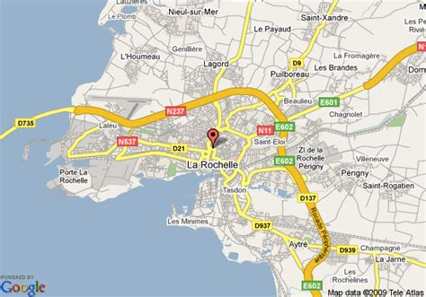 map of la rochelle best western angleterre and chlain la rochelle