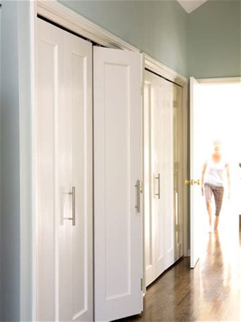Closet Door Handles 17 Best Ideas About Folding Closet Doors On Closet Doors Bedroom Closet Doors And