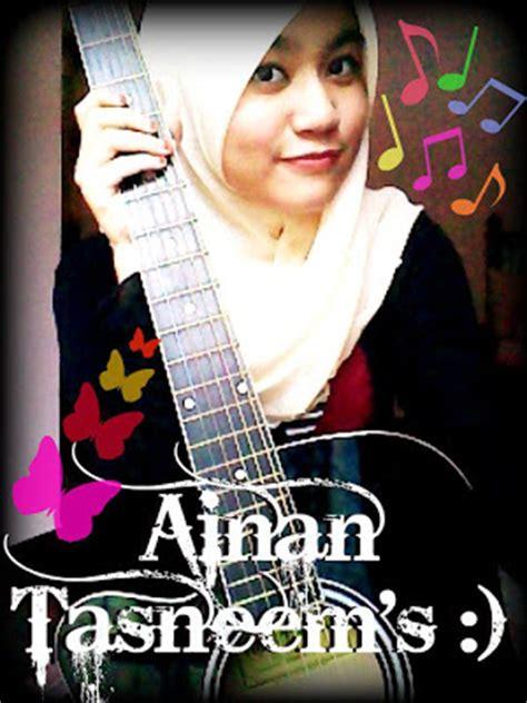 cara bermain gitar lagu najwa latif foto cewek cantik cewek vokal dan gitaris di malaysia