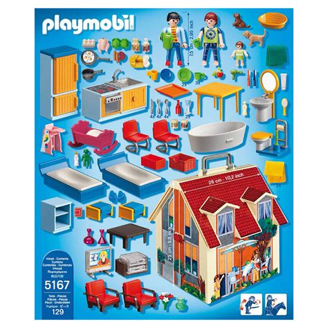 playmobil dollhouse 5167 playmobil dollhouse mitnehm puppenhaus 5167 babyjoe ch