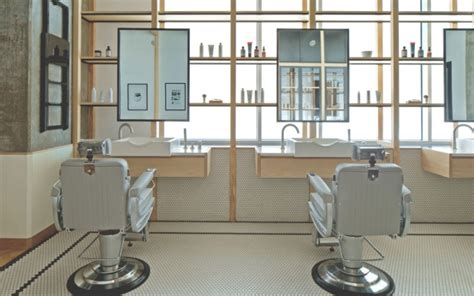 barber shop interior design barber shops around the world reveal their understated luxury