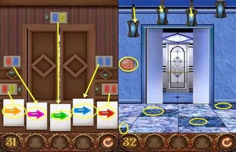100 Floors 2 Escape Level 34 by Best App Walkthrough 100 Inferno Escape Level 31 32