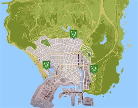 tattoo parlor gta 5 grand theft auto v todas as localidades do mapa