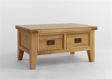 Small Coffee Tables Uk Chiltern Oak Small Coffee Table Oak Furniture Solutions