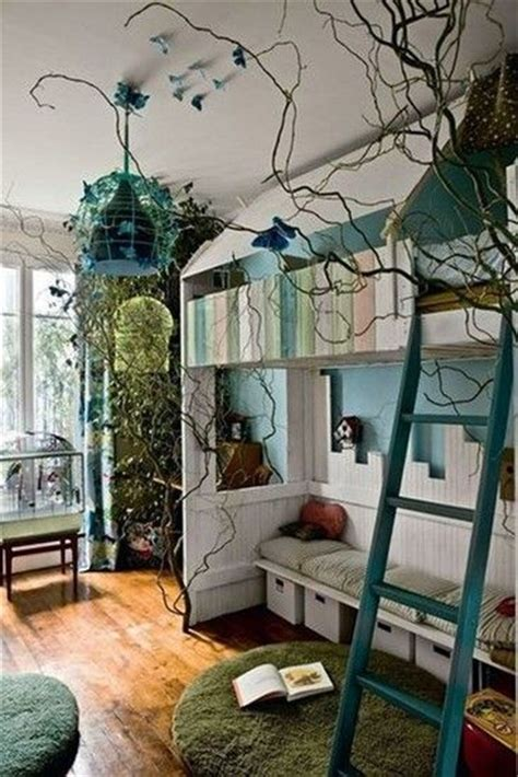 ideas  nature inspired bedroom