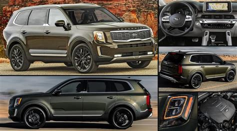 when will the 2020 kia telluride be available kia telluride 2020 pictures information specs