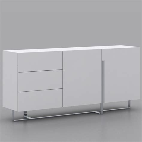 collins buffet in white modern buffets and sideboards