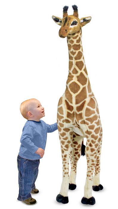 large toys and doug giraffe stuffed animal