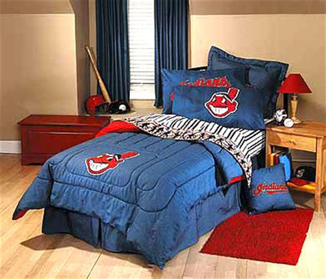 cleveland indians comforter cleveland indians queen size sheets set