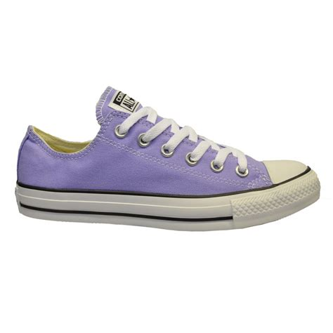 converse converse ct ox lavender glo n12 142375f unisex trainers converse from brands uk uk