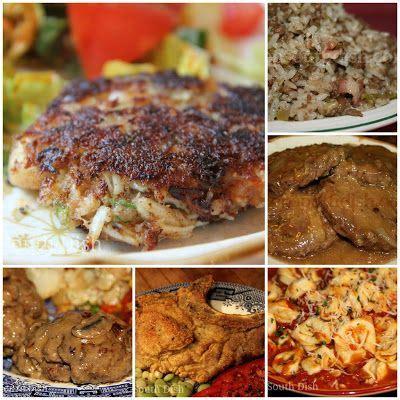 deep south dish baked fish dish skillet and stovetop meals dish skillets and south dish