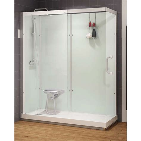 bathroom shower kits walk in shower kits images home design ideas