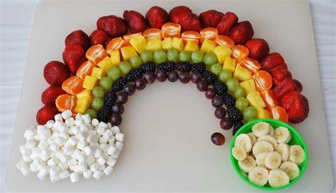 fruit rainbow food for 51 rainbow food ideas for st