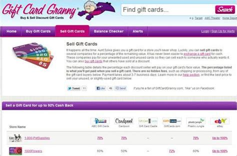 Is Gift Card Granny Reliable - gift card swap how to sell or swap your unwanted gifts pcmag com