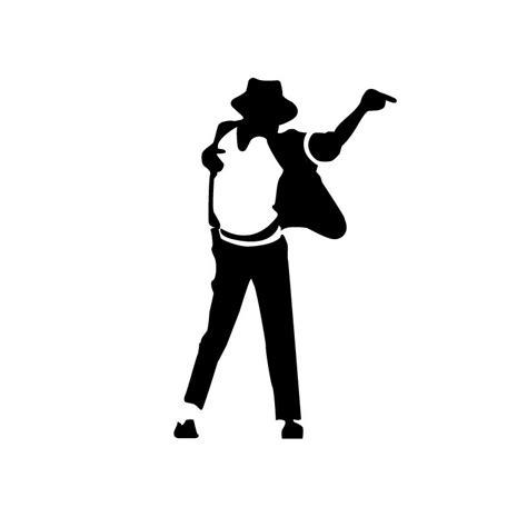 imagenes en blanco y negro de michael jackson michael jackson vii vinilos decorativos
