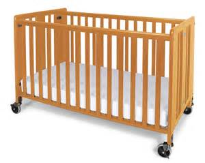 Standard Baby Crib For Vacation Homes Grandparent S House Caregivers Or Any Location That Needs A