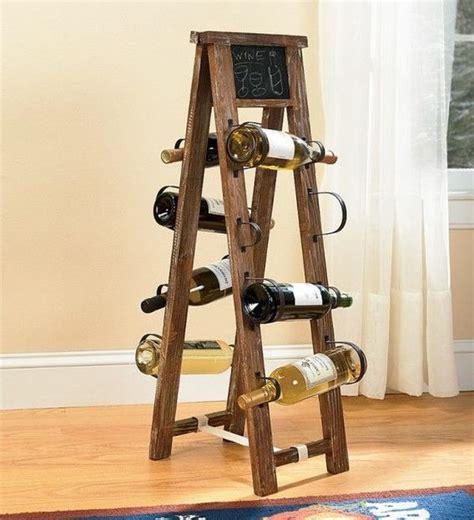 Repurpose Metal Wine Rack by 10 Cool Wine Rack Ideas Hative