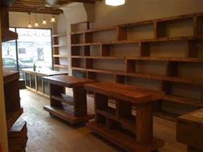 retail wood shelving 25 best ideas about retail display shelves on