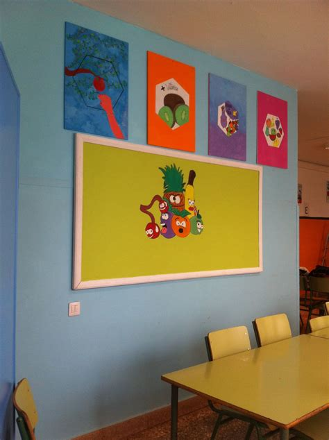 decoracion comedor escolar buscar  google ninos
