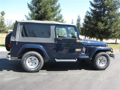 Hanford Jeep 2005 Jeep Wrangler Unlimited For Sale In Hanford Ca 18500