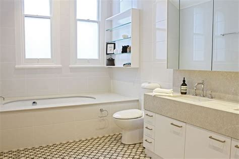 Bathroom Ideas Kerry Kerry Selby Brown Design Featuring Caesarstone Alpine Mist