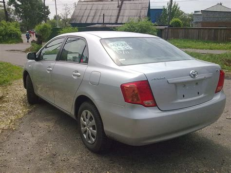 2008 Toyota For Sale 2008 Toyota Corolla Axio For Sale 1500cc Automatic For Sale