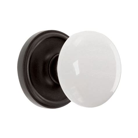 Interior Door Handles And Knobs Nostalgic Warehouse White Porcelain Knobs Interior Door Handle At Atg Stores Trimwork And