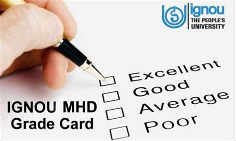 Ignou Mba Grade Card by Ignou Mhd Grade Card Ignou Ma Grade Card Search Find