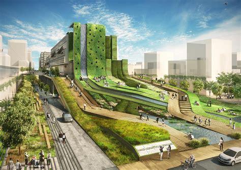 Landscape Architecture Korea Seun Citywalk Ao Architects