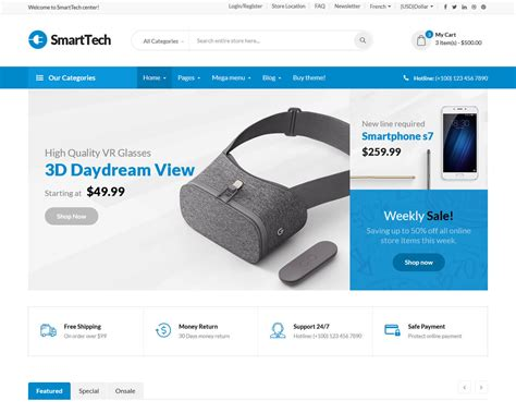 best e commerce site best ecommerce website templates to make your shop stand