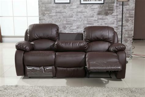 Online Get Cheap Leather Recliner Sofa Set Aliexpress Com Cheap Sectional Sofas With Recliners
