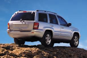 2004 Jeep Liberty Recalls Chrysler Agrees To Recall 2 7 Million Jeep Grand