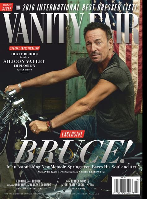 Vanity Fair Magazine Covers by Vanity Fair Magazine Fashion And Culture