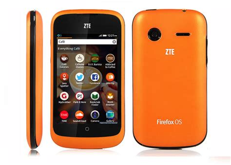 firefox mobile phone zte to sell firefox os running open smartphone on ebay for