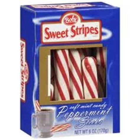 5 Sweet Stuff In Stripes by Bobs Sweet Stripes Soft Peppermint Sticks