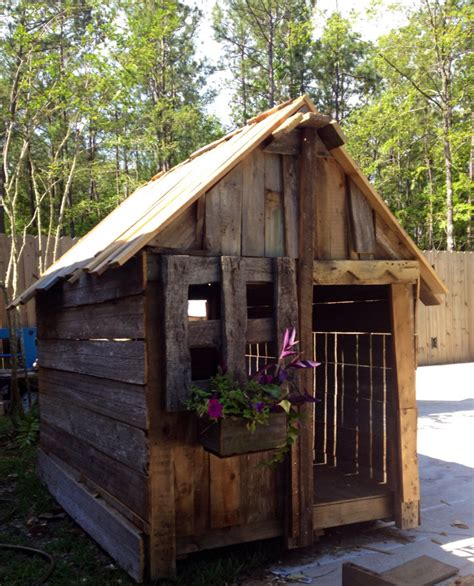 Handmade Wooden Playhouse - request a custom order and something made just for you