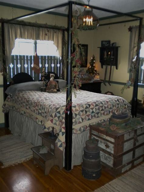 primitive bedrooms 17 ideas about primitive country bedrooms on pinterest