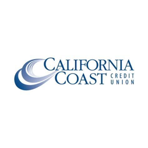 credit union logo california coast credit union official logo logo design