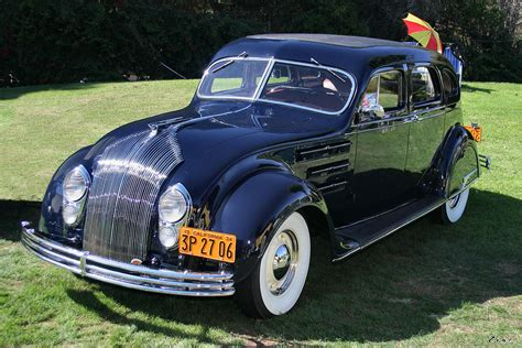 1934 Chrysler Airflow by Chrysler Airflow La Enciclopedia Libre