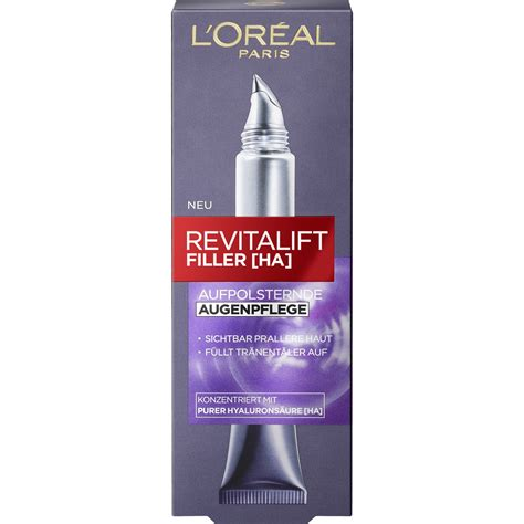 L Oreal Revitalift Filler l oreal paril revitalift filler ha szemk 246 rny 233 k 225 pol 243