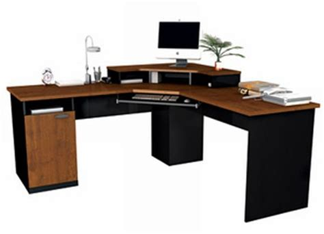 Corner Desks For Home Office Hometone L Shaped Corner Desk