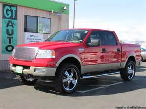 2004 Ford F150 Value 2004 Ford F 150 Lariat Supercrew 4wd 635599 Best Price